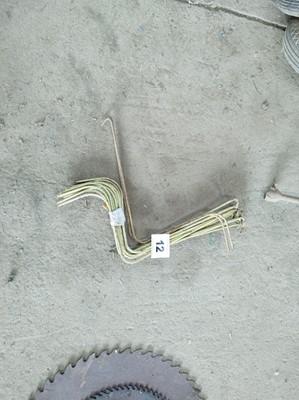 Lot 12 - Drill Tines