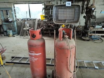 Lot 19 - Gas Heater