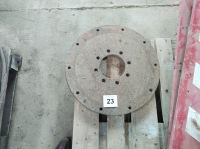 Lot 23 - Wheel Weight