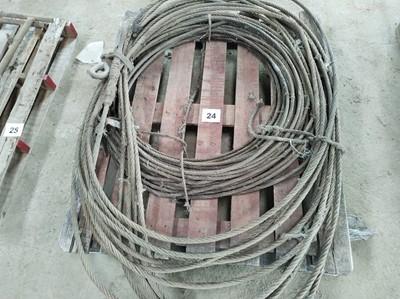 Lot 24 - Fastening Rope