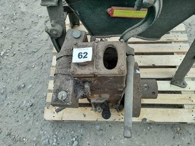 Lot 62 - Lister Engine
