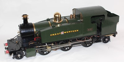 Lot A very well engineered 5 inch gauge Polly...