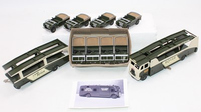 Lot 1001 - Dinky Toys No.984, Code 3 by Transport of...