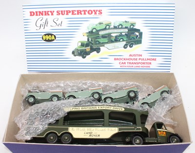 Lot 1002 - Dinky Toys No.990A, Code 3 by Transport of...
