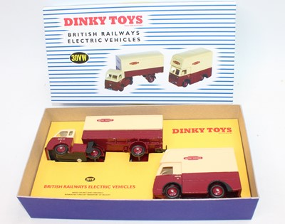 Lot 1004 - Dinky Toys boxed code 3 by Transport of...