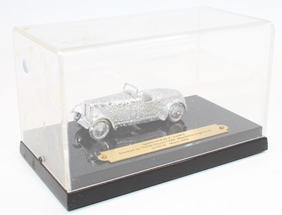 Lot 1006 - Dinky Toys Special Code 3, 22a Sports Car in...
