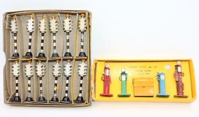 Lot 1008 - Boxed Dinky group of two as follows: Dinky...