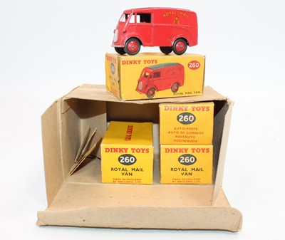 Lot 1013 - An original Dinky Toys Trade Box No.260 Royal...