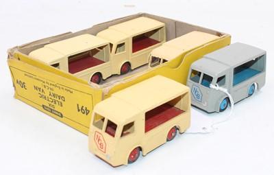 """Lot 1015 - A Dinky Toys No.491 Original """"NCB"""" Trade box..."""