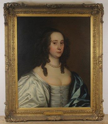 Lot 1282 - After Sir Peter Lely (1618-1680) - bust...