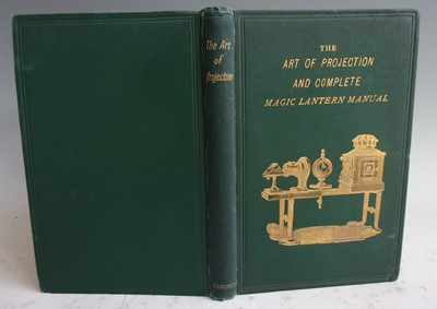Lot 1003 - THE ART OF PROJECTION AND COMPLETE MAGIC...