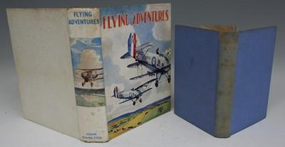 Lot 1007 - JOHNS, W.E. The Air VC's.John Hamilton,...