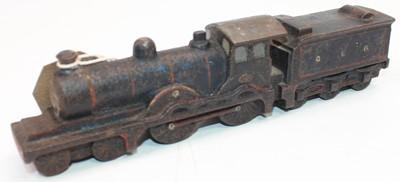 Lot 13 - An original cast iron Great Eastern Railway...
