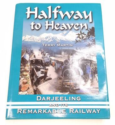 "Lot 22 - Terry Martin hardback book ""Halfway to Heaven..."