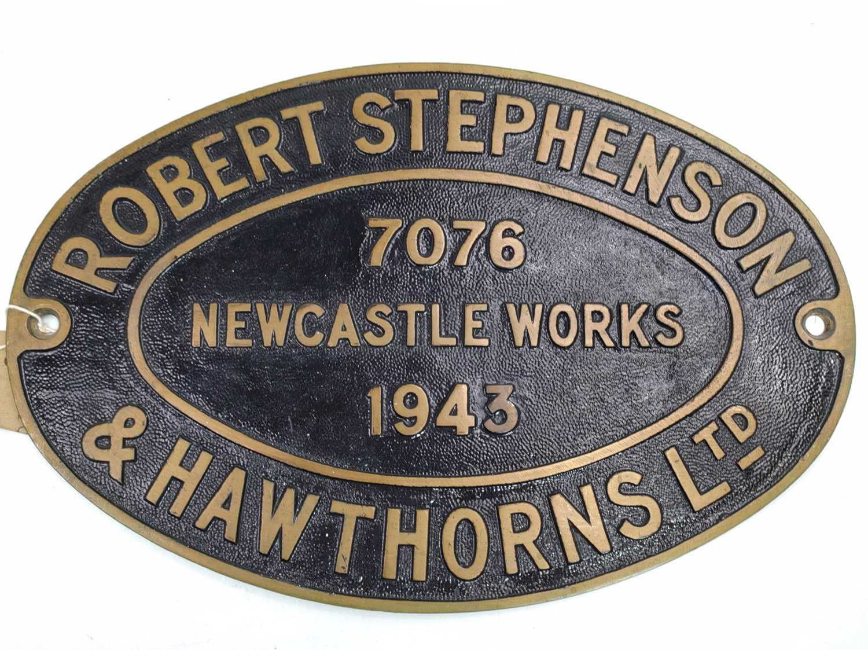Lot 25 - Original Robert Stephenson and Hawthorns Ltd...