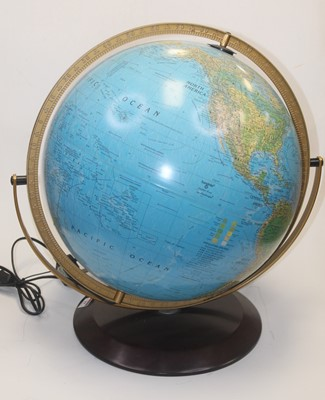 Lot 19 - A Raplogle Scanplobe 40cm terrestrial globe