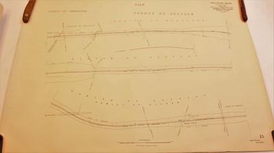 Lot 67 - Set of 6 original Great Eastern Railway plans...