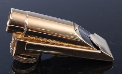 Lot 520 - A Lawton Soprano saxophone mouthpiece No.5...