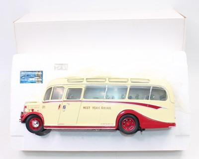 Lot 956 - A boxed OC Original Classics Bedford Duple OB,...