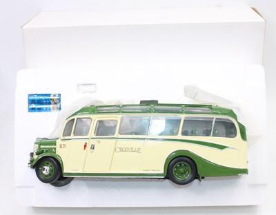 Lot 957 - A boxed OC Original Classics Bedford Duple OB,...