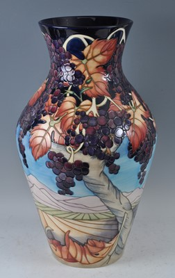 Lot 10 - Emma Bossons for Moorcroft - an exhibition...