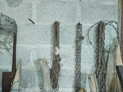 Lot 22 - Qty of Chains