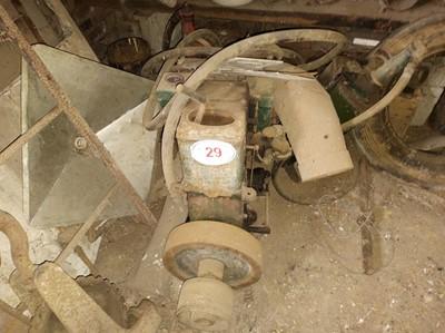 Lot 29 - Lister Engine