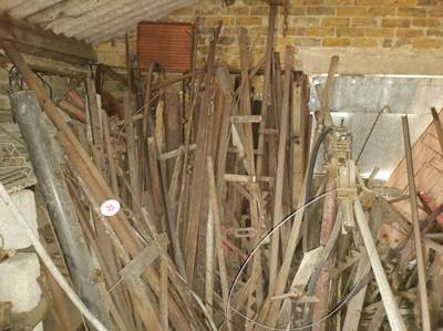 Lot 35 - Qty of Scrap Metal