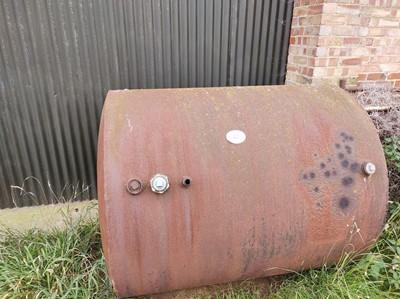 Lot 42 - Metal Tank