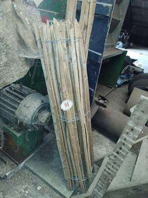 Lot 55 - Roll of Stake Fencing