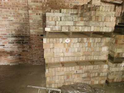 Lot 56 - Qty of Bricks