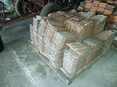 Lot 60 - Qty of Tiles